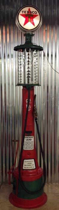 Fry Mae West Gas Pump 117