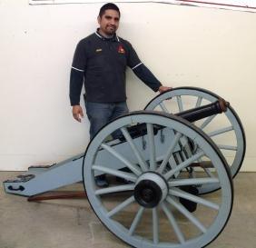 Remade British Cannon
