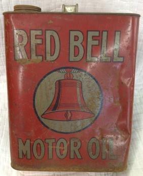 Red Bell Motor Oil