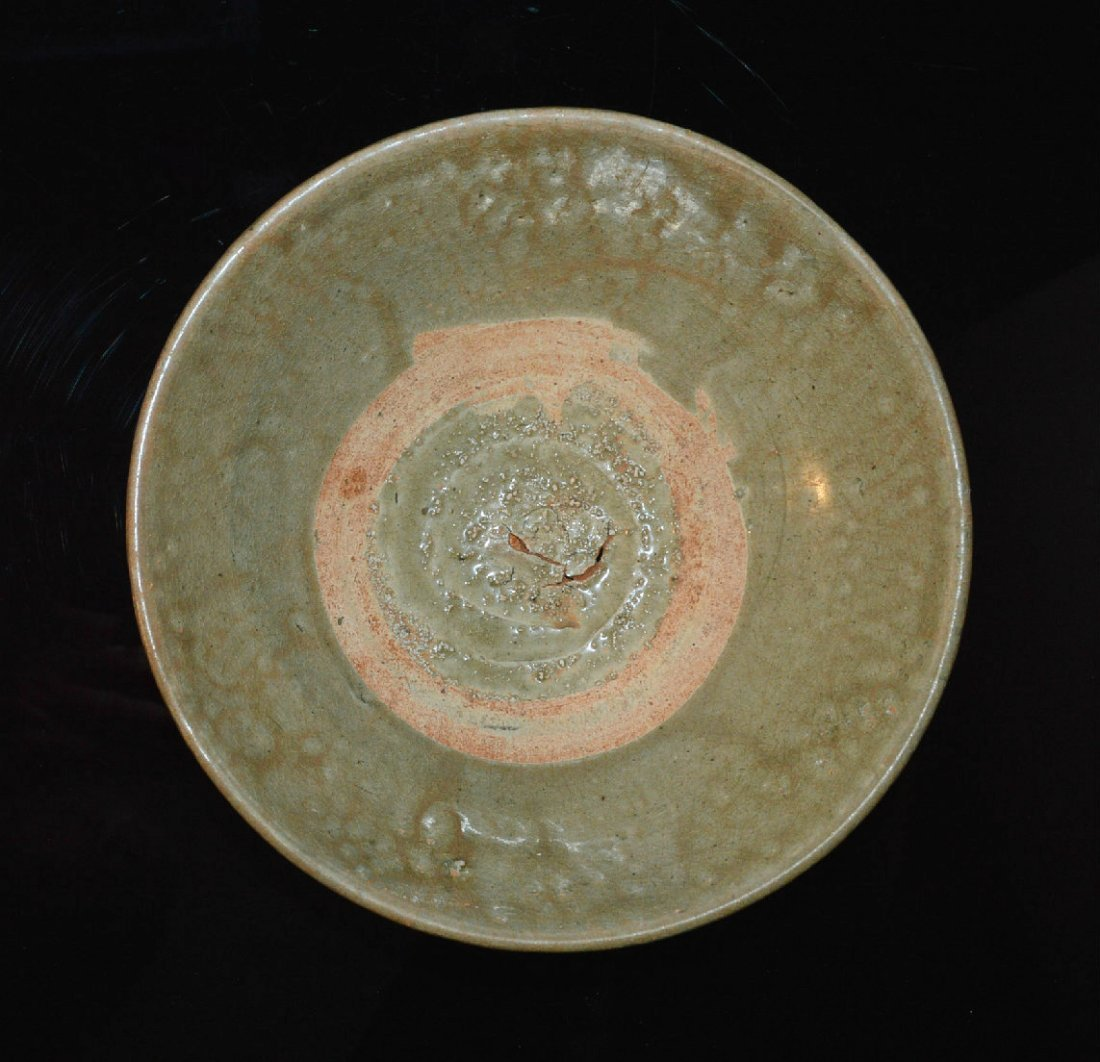 A 18th Century or Earlier Yao Zhou Kiln Dish