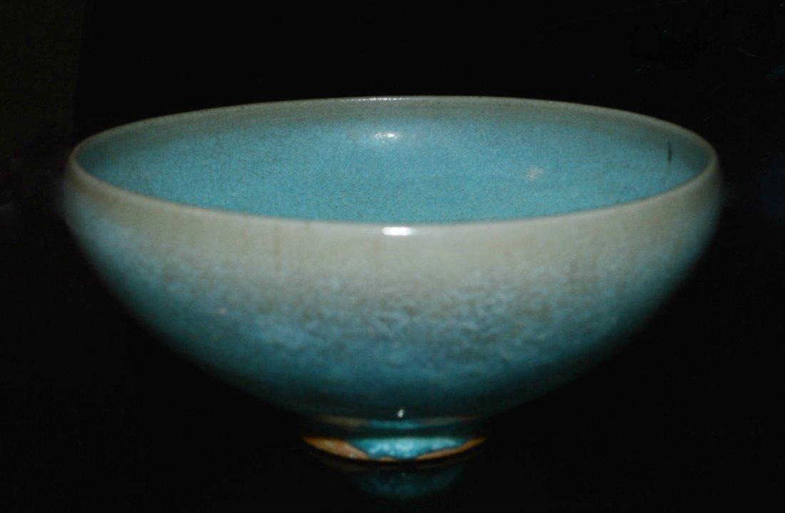 Song Ming Dynasty Jun Yao Deep Bowl