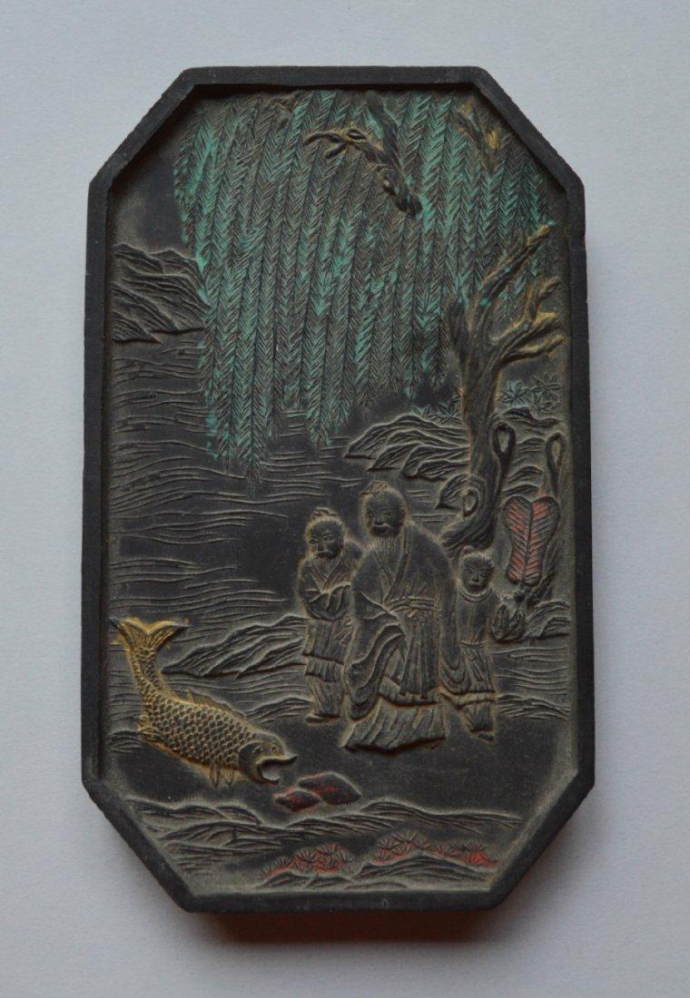 Qing Dynasty Republic Era Ink Stick #4