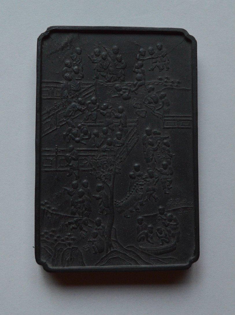 Qing Dynasty Ink Stick #6