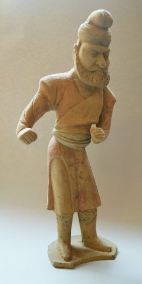 Turk 'Foreigner' with Beard, Tunic and High Boots - 2