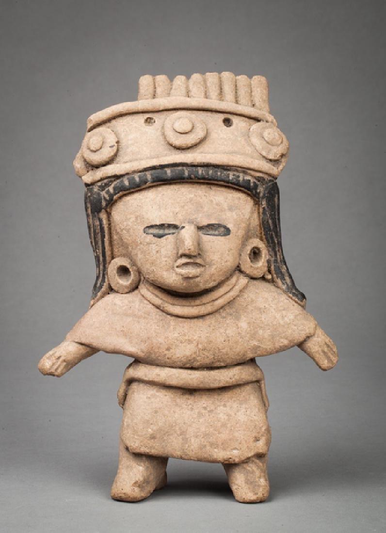 Veracruz hominoid statue