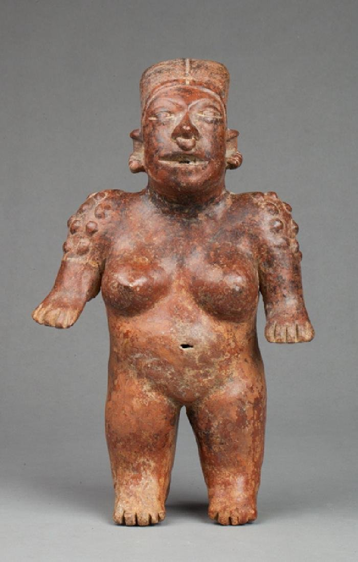 Jalisco feminine figure