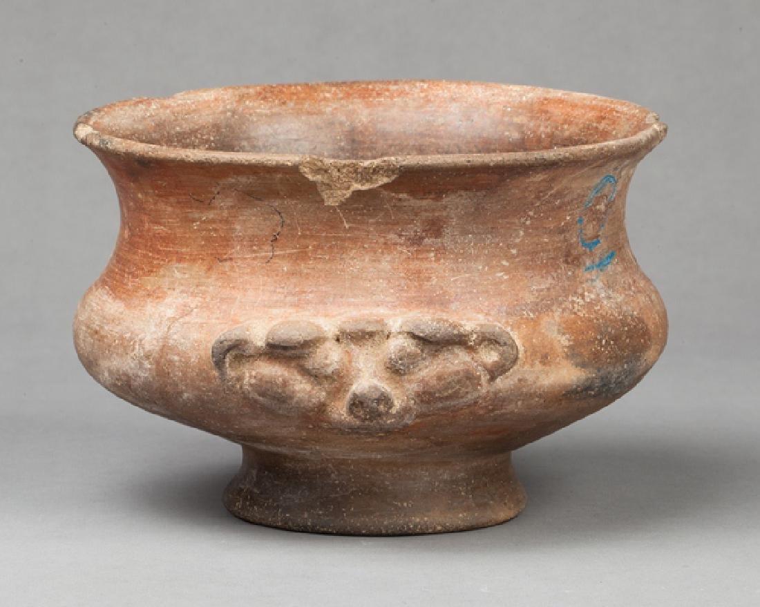 Colima shamanic potion vase