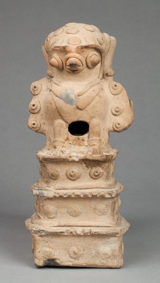 Jama-Coaque vase