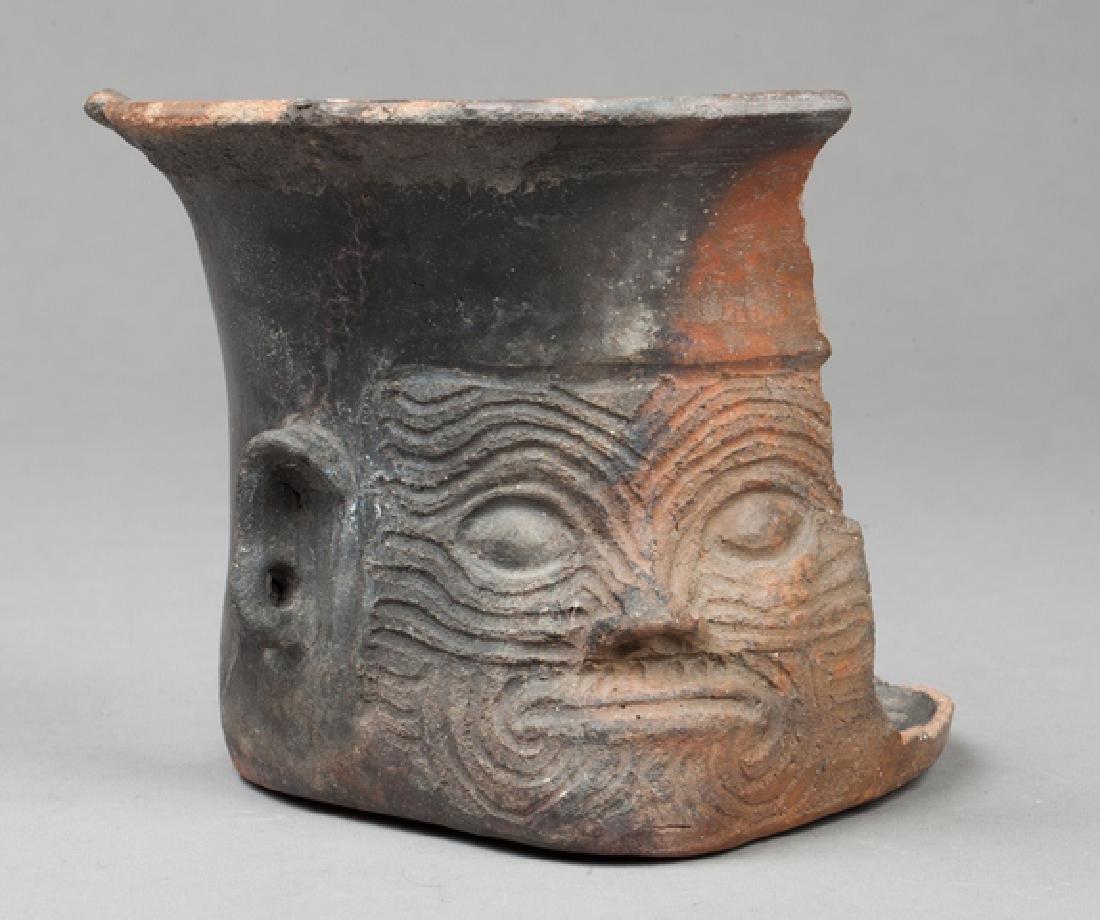 Chavin vase fragment
