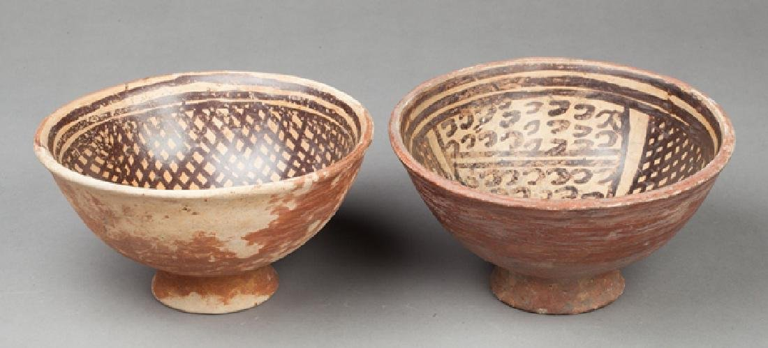 Two Cuaxmal Carchi cups