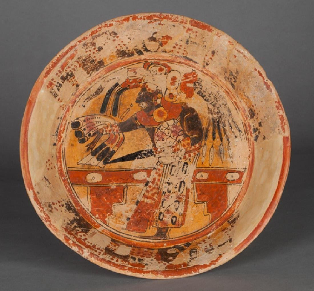 Maya tripod plate