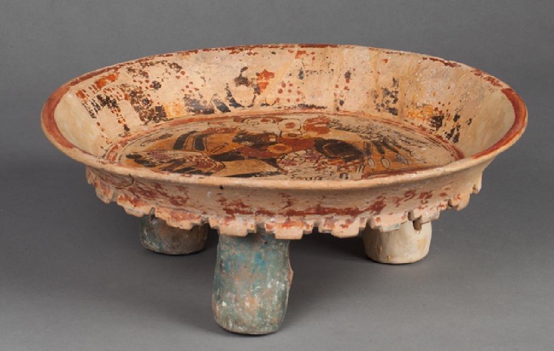 Maya tripod plate - 2