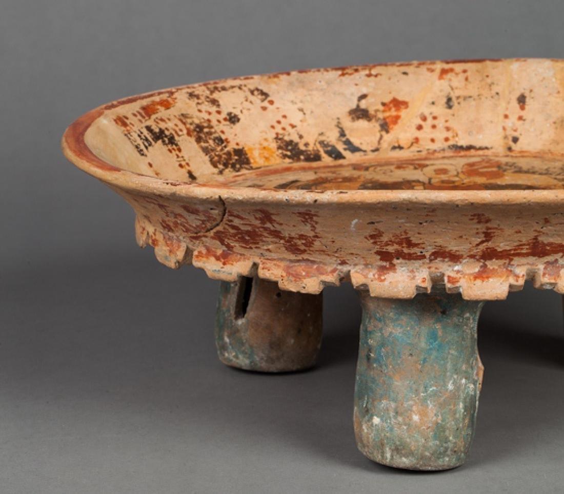 Maya tripod plate - 3
