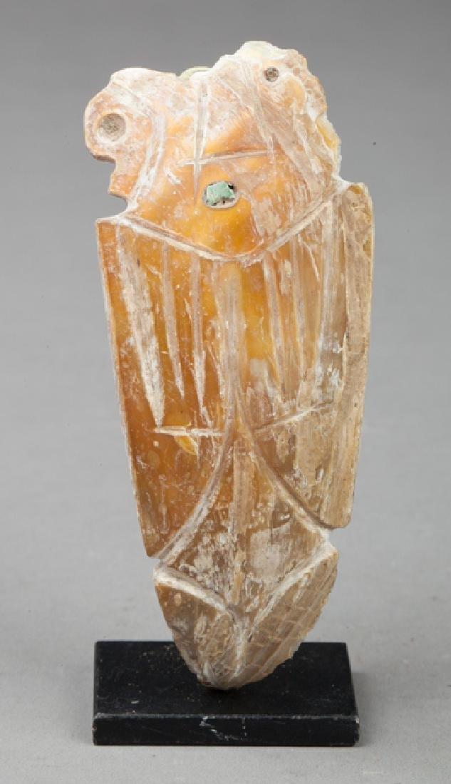 Guanguala talismanic pendant