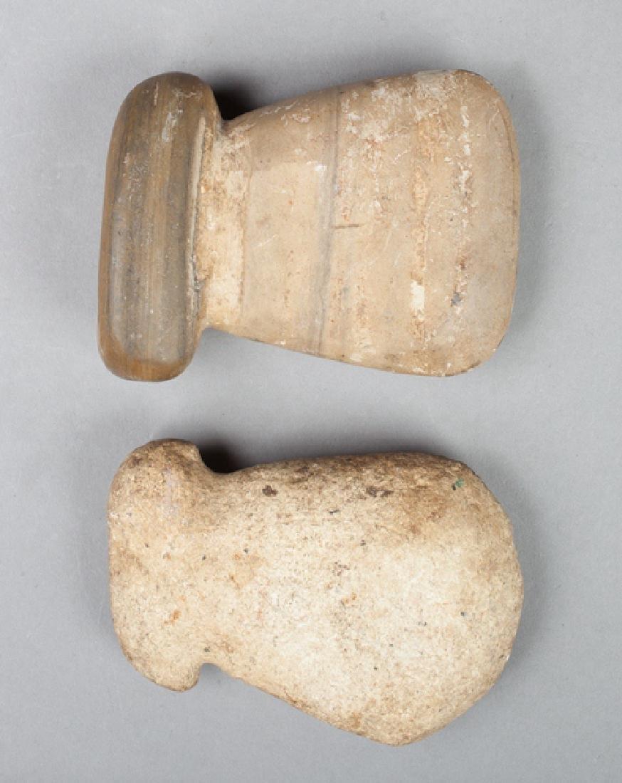 Two Chorrera axes