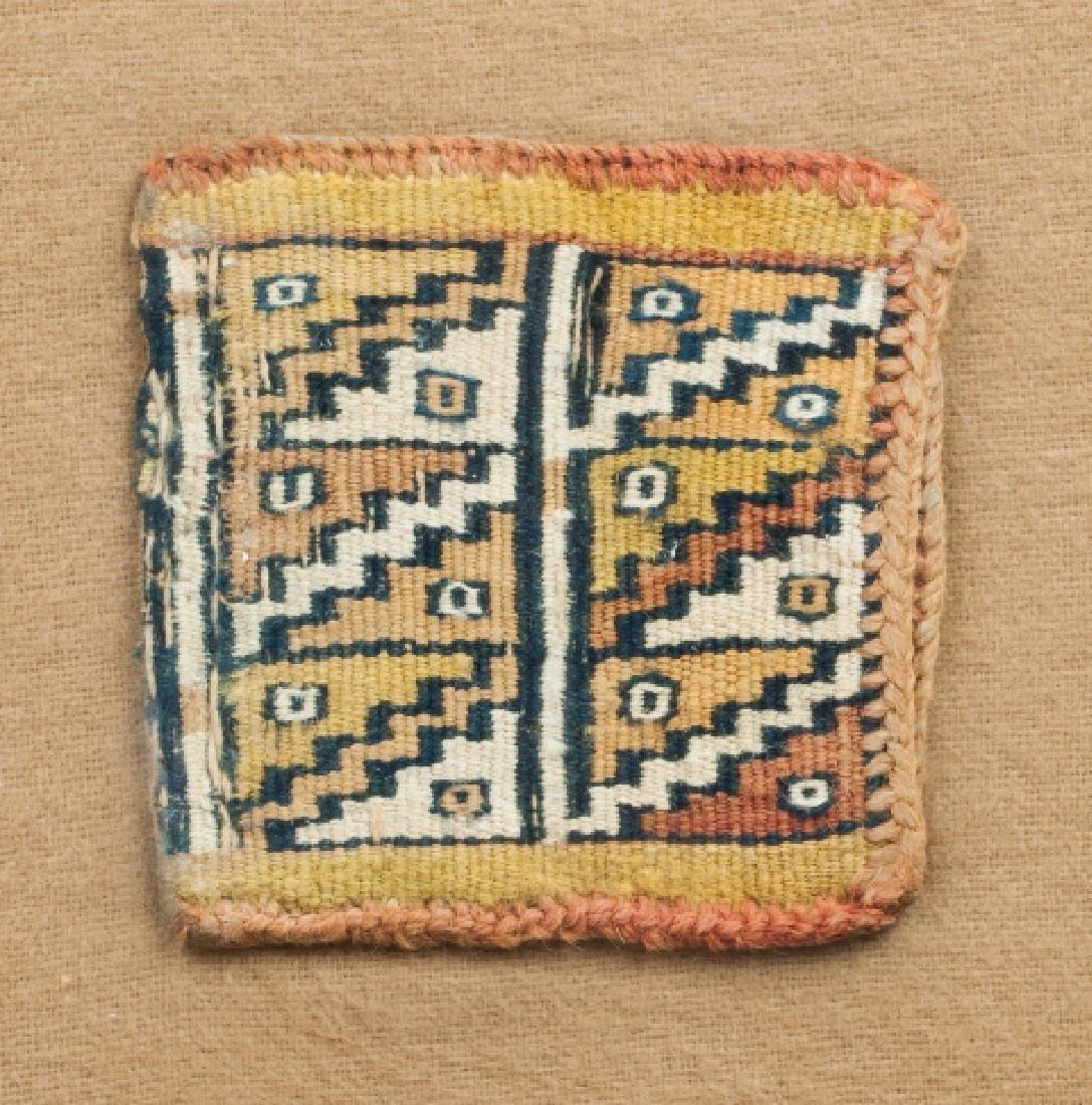 Inca shamanic bag
