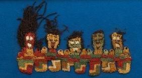 Four proto-nazca figures