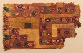 Nazca poncho element