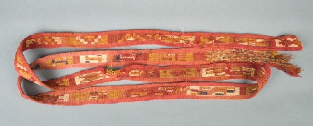 Inca headband