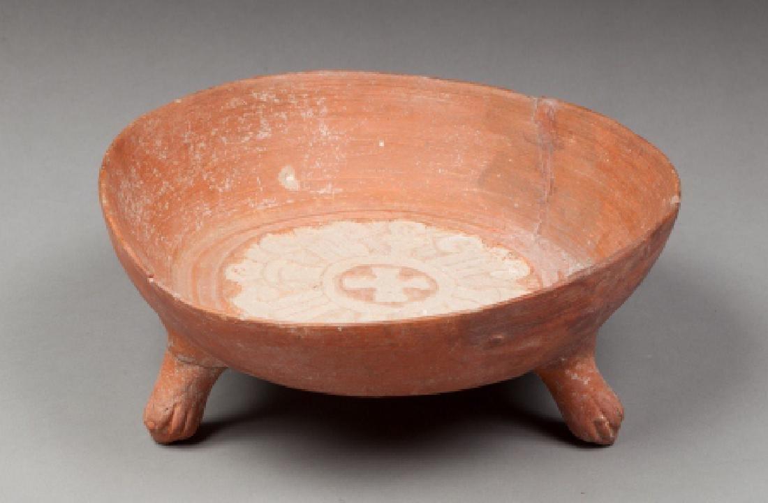 Aztec tripod plate