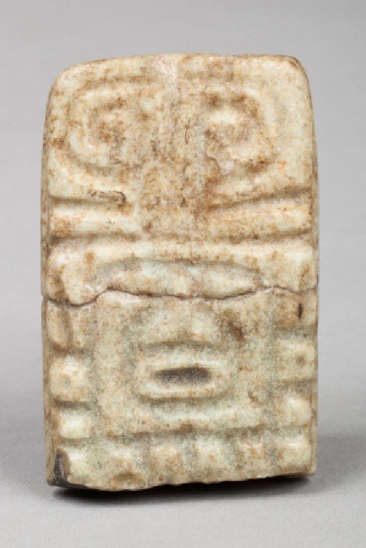 Mayan amulett