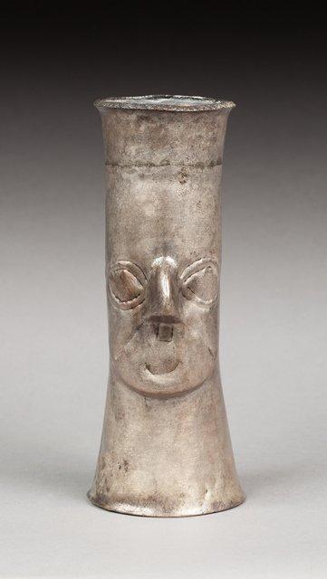 Chimu ceremonial Kero