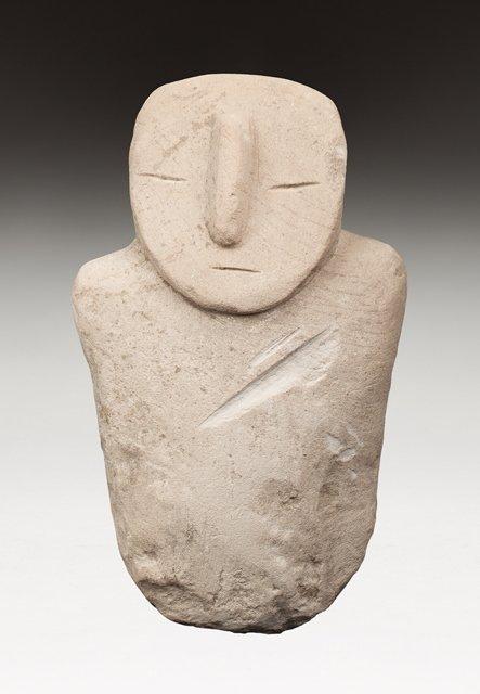 Huari hominoid idol