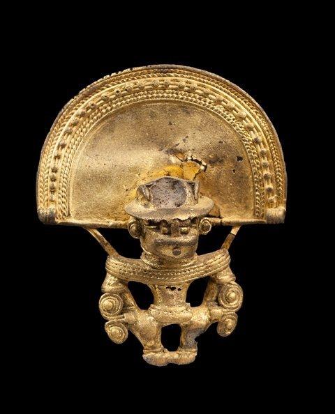Taironas amulet