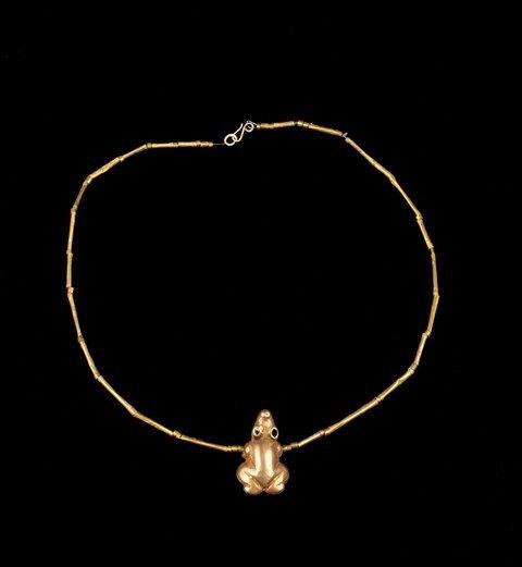 Quimbaya necklace