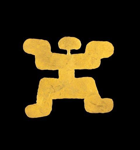 Tolima hominoid pendant