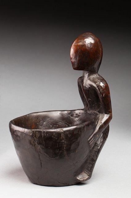 Ifugao ceremonial bowl