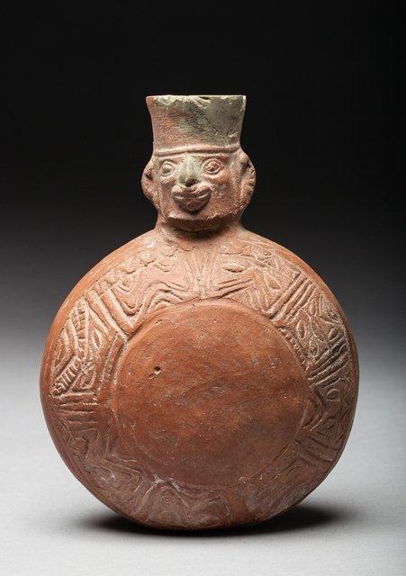 Lambayeque vase
