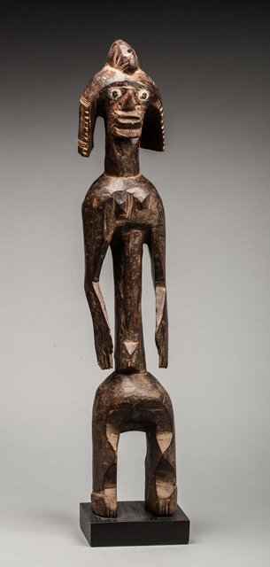 Important Mumuye hominoid figure