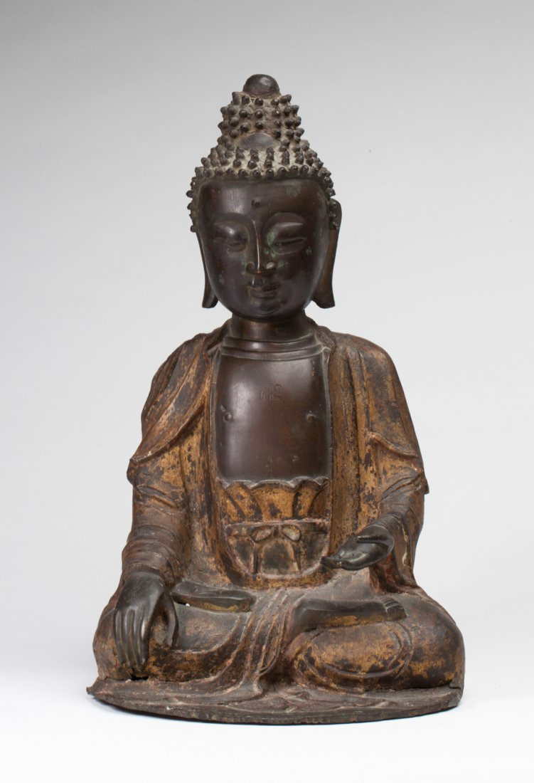 Ming Bouddha
