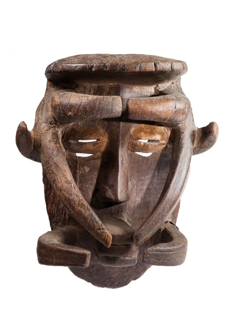 Guere dancing mask