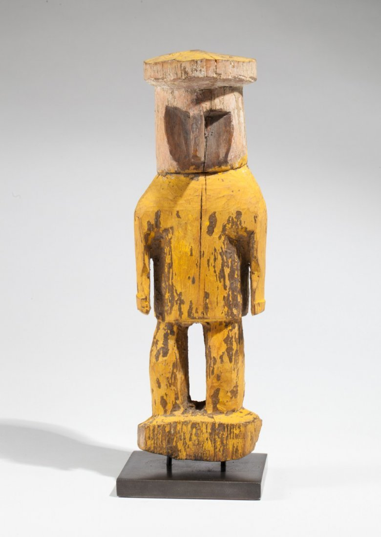 Choco indian shamanic statue