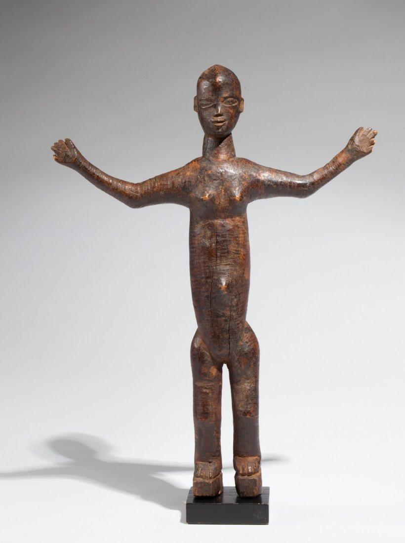 Bateba femine statue