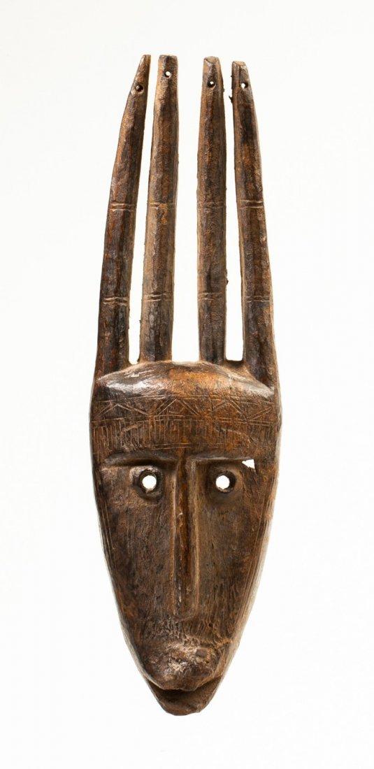 Agricultural dancing mask