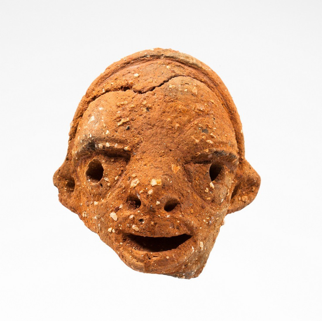 Nok young dignitary head