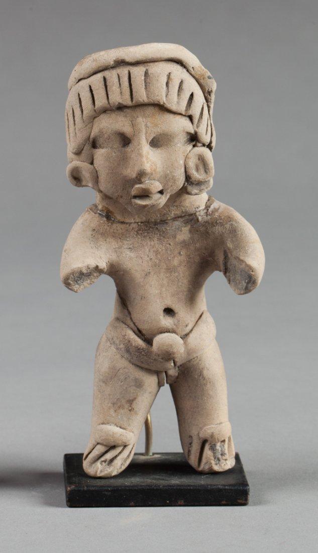 Tlatilco masculine statue