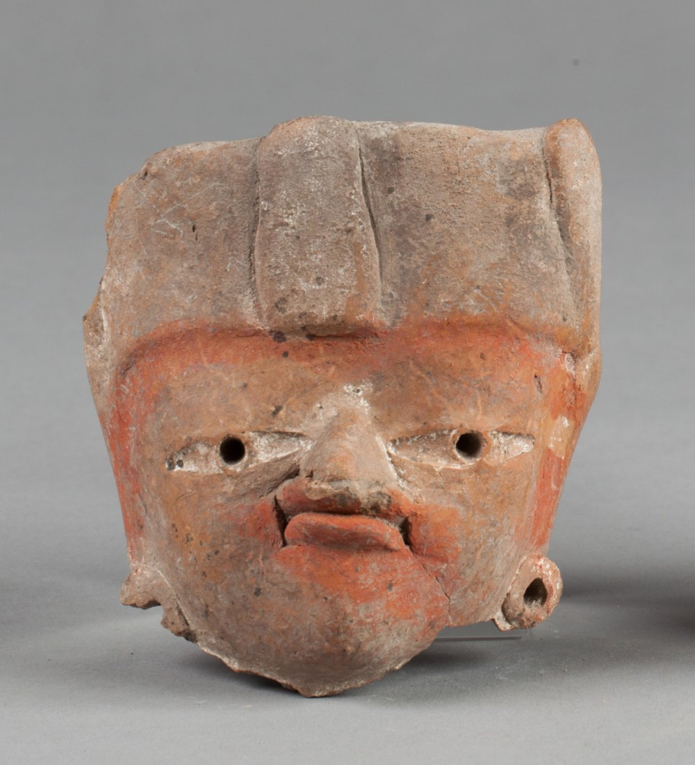 Tlatilco shaman head