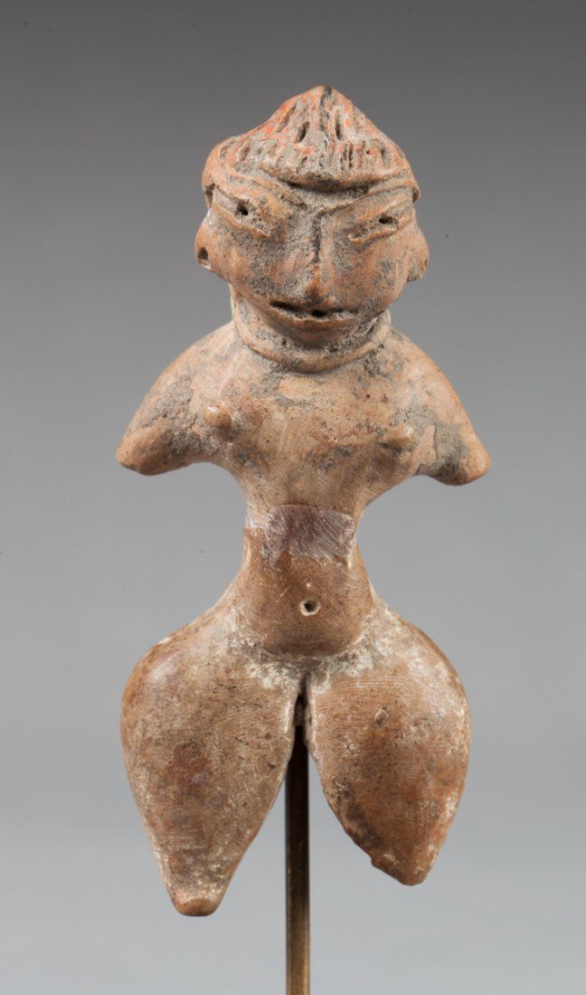 Tlatilco feminine statue