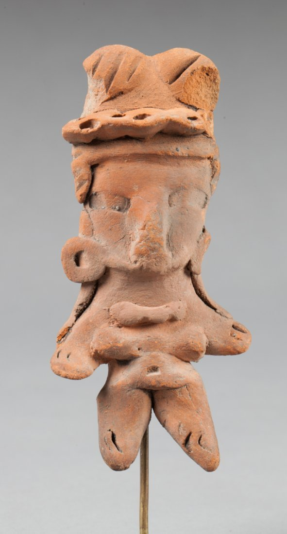 Mexico valley feminine statue