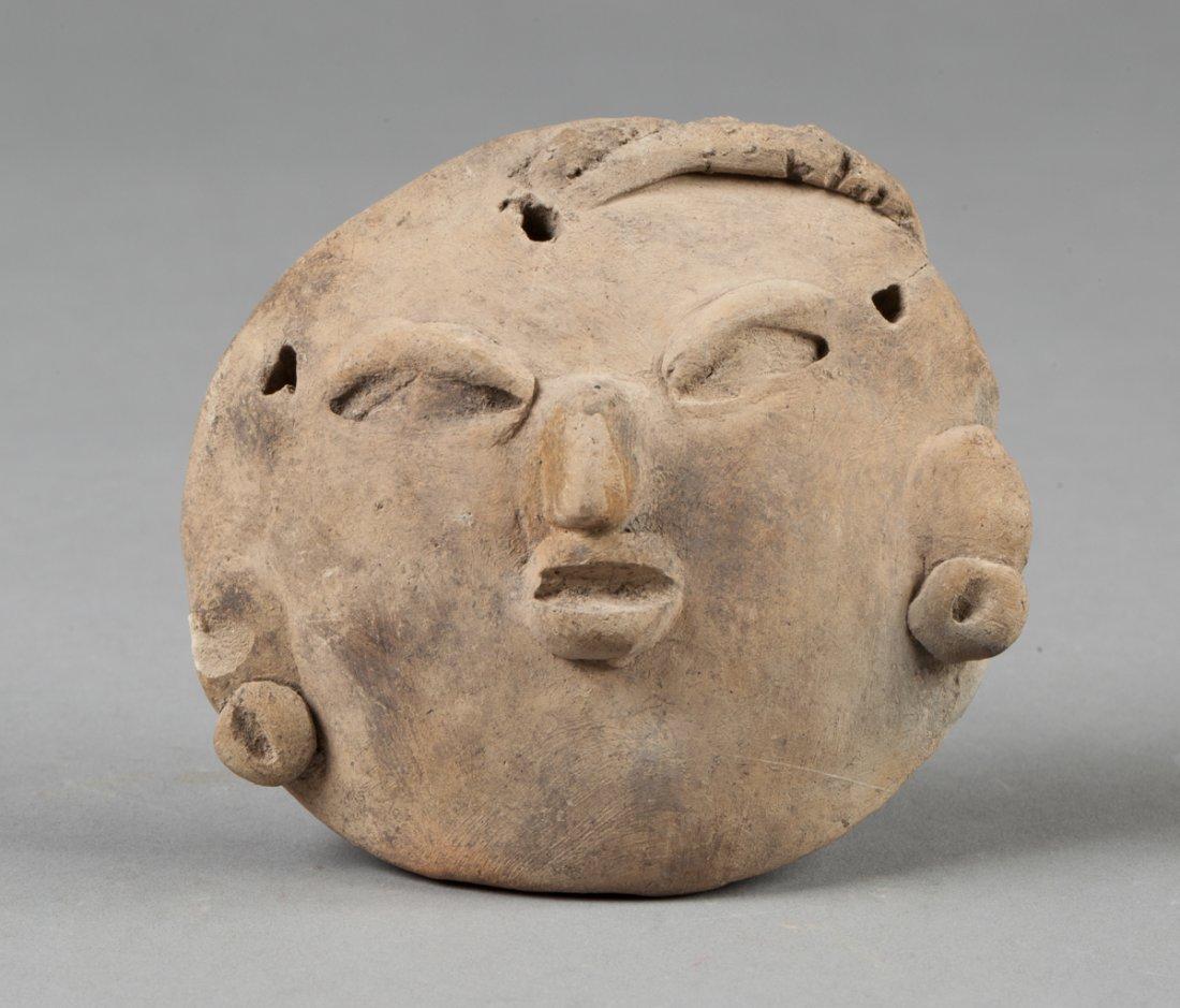 Tlatilco chest mask
