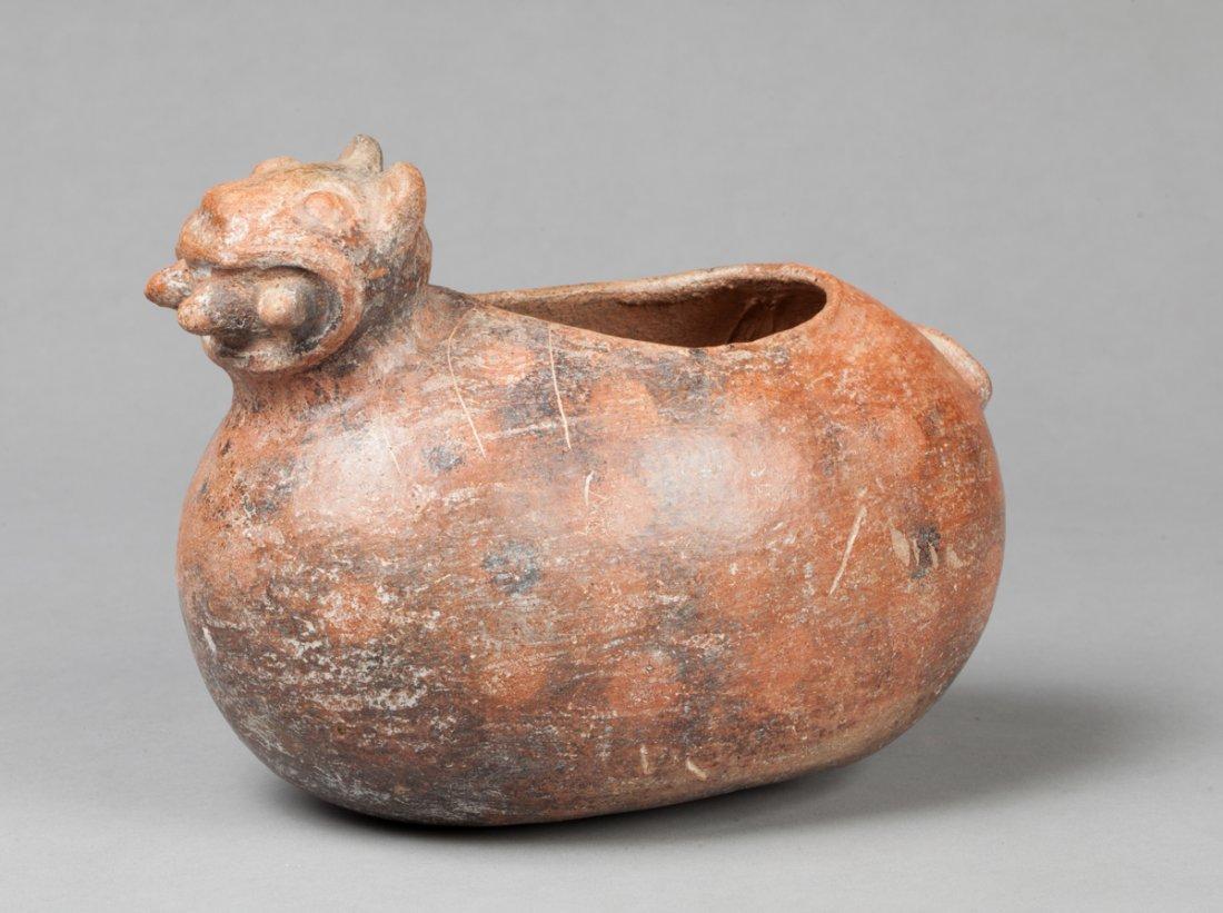 Vicus shamanic vase