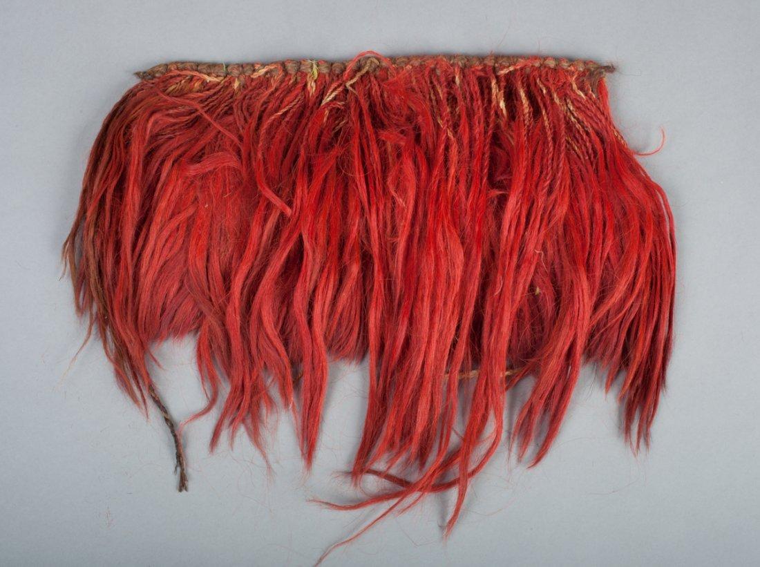 Inca head ornament