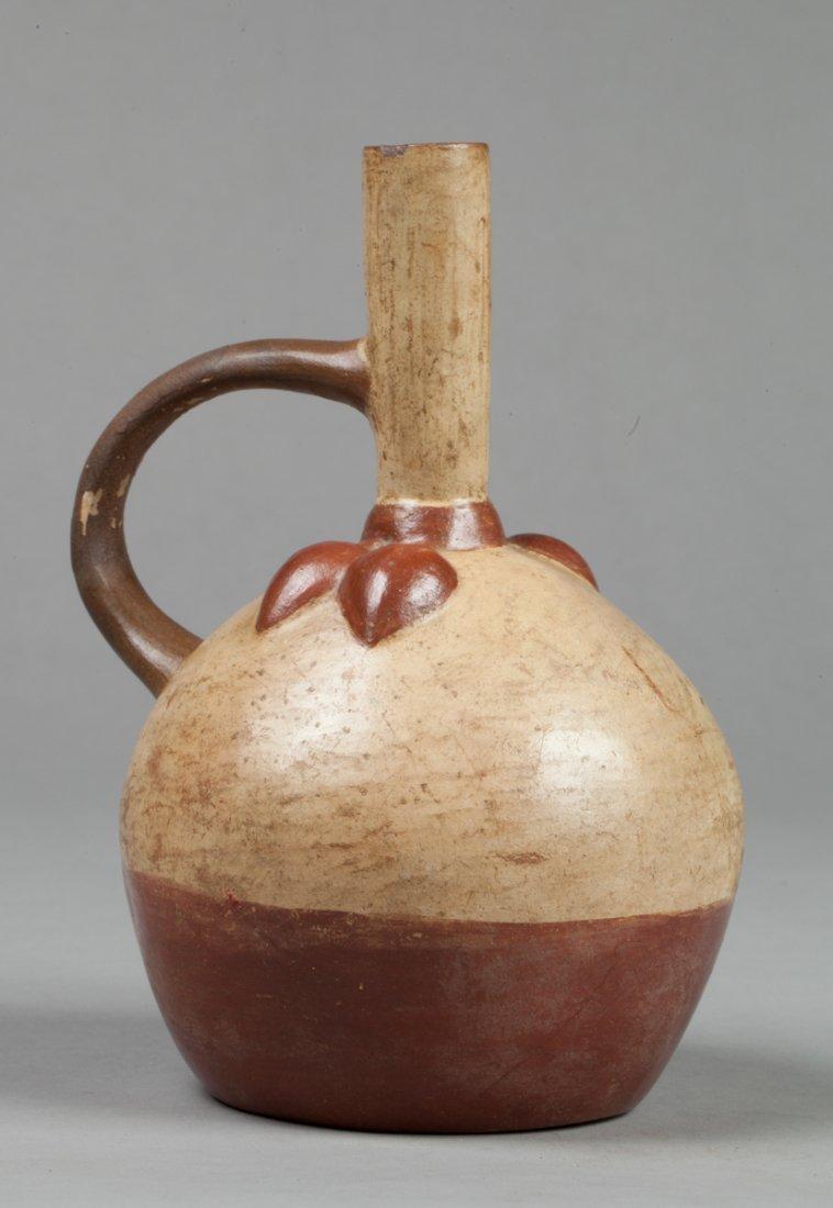 Late moche vase