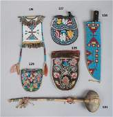 Plains indians bag