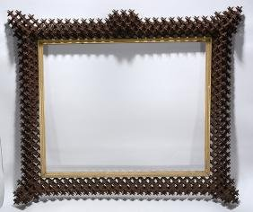 Giant Crown Of Thorn Frame.