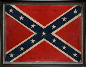 Robert E. Lee Civil War Reunion Flag.
